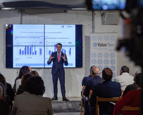 Conferencia Inversores