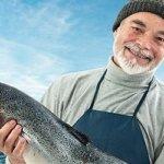 El salmón noruego también nada a contracorriente en bolsa: subió más de un 50% en 2018