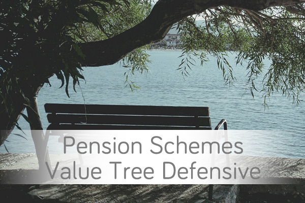 Pension Schemes Value Tree Defensive